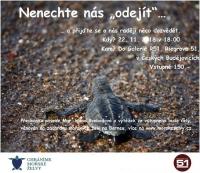 Přednáška v Českých Budějovicích 22.11.