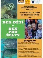 Den pro želvy - ZOO Hodonín