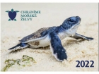 Kalendář Chráníme mořské želvy