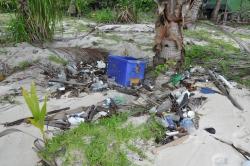 Úklid pláží